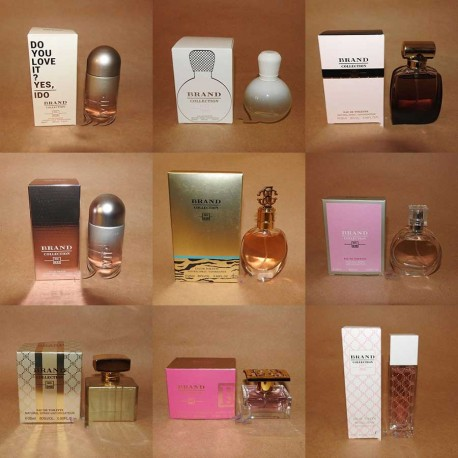 عطر جیبی Brand Collection
