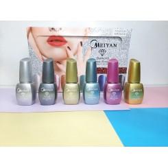 لاک گیلایتری در شش رنگ اصلی کیفیت عالی