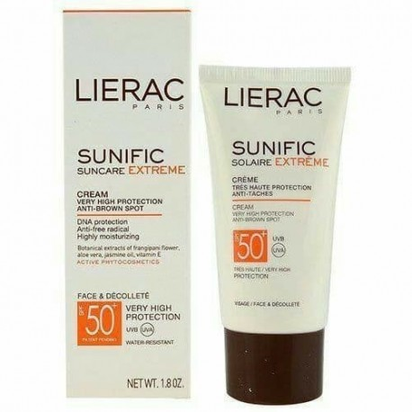 کرم ضد آفتاب و ضد چروک لیراک spf 50