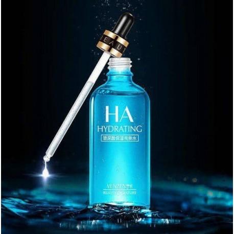 سرم تخصصی هیالورونیک اسید و کریستال از برند ونزن