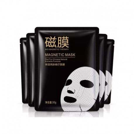 ماسک ورقه ای آبرسان و مرطوب کننده صورت مغناطیسی برند بیوآکوا MAGNETIC MASK BIOAQUA