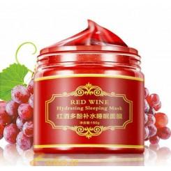 ماسک ژله ای ضد چروک انگور قرمز Red Wine