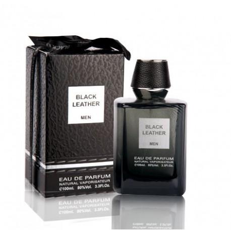 ادو پرفيوم مردانه فراگرنس ورد مدل Black Leather حجم 100 ميلي ليتر