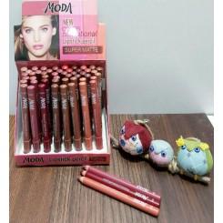 رژ مدادی مودا MODA خرید عمده رژ لب مدادی
